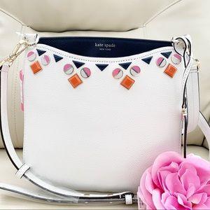 🌹NEW🌹 Kate Spade Margaux Jeweled Crossbody Bag